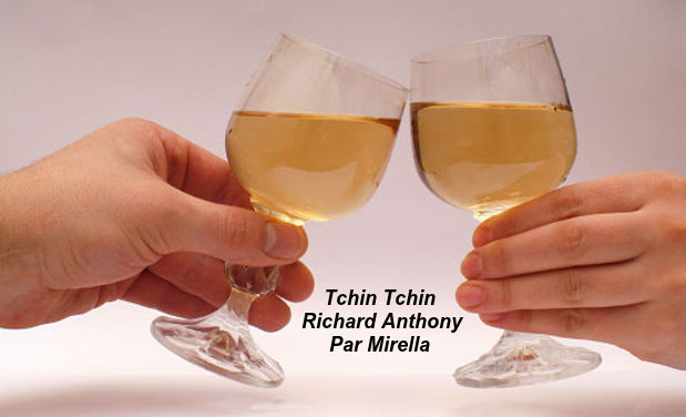 Tchin Tchin  Richard Anthony  Par Mirella