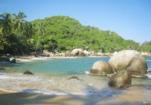 Caraïbes: Parc Tayrona
