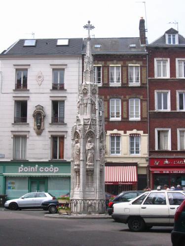 Samedi 24 mai 2008, Rallye découverte dans le quartier de la Croix de Pierre
