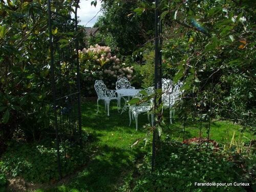 """Visite au jardin de Cassadra """"Saône-et-Loire (71)"""""""
