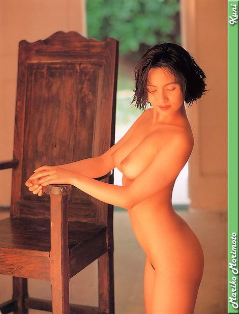 Model Collection : ( [KUNI Scan] -  vol.2  Mariko Morimoto/盛本真理子 )