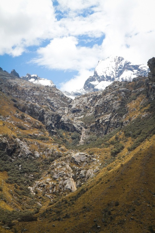 Huaraz : Entre les deux cordillères