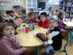 anniversaire de EVAN,ENJOY et RAPHAEL