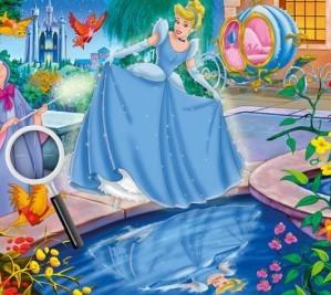 Cinderella - Hidden numbers