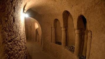 Le labyrinthe à patates ...