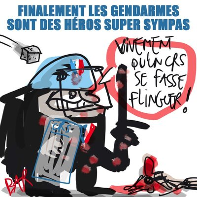 """France""...""Arnaud""... même combat ?"