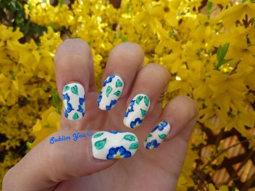 Les fleurs challenge 2012