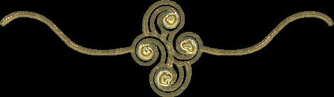Barres de séparation, coins féériques