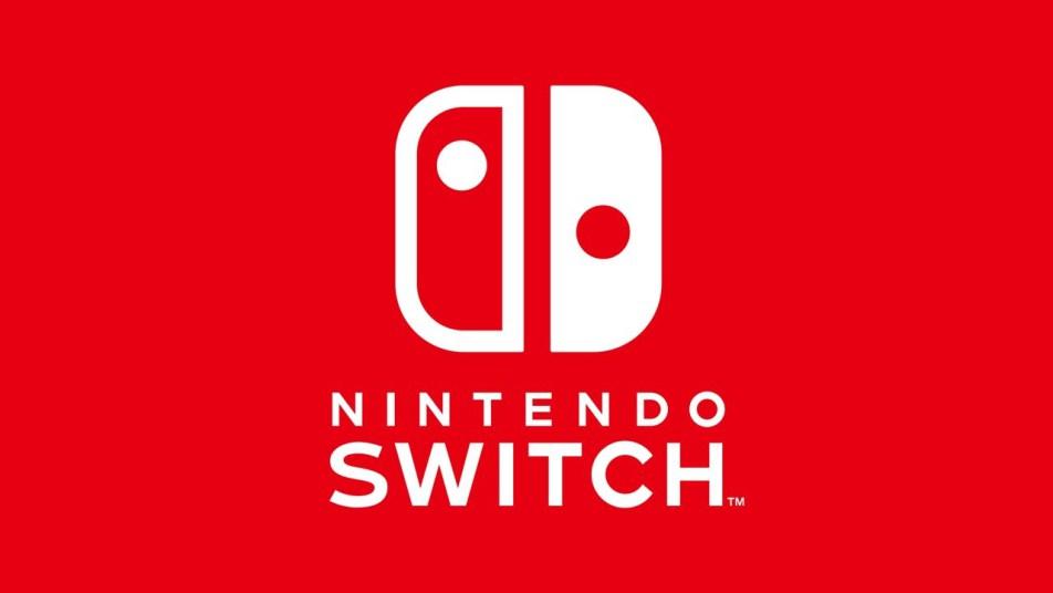 Logo officiel de la NX avec son nom définitif : Nintendo Switch