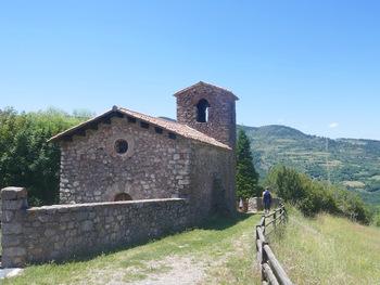 L'Église de Cava (Sant Climent)