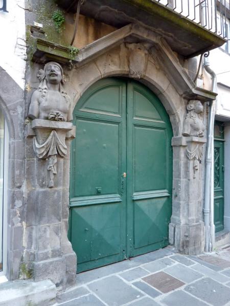 Riom - Hôtel Valette de Rochevend