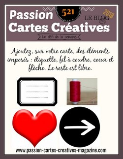 Passion Cartes Créatives#521 !