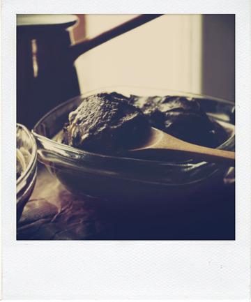 Mousse au chocolat noir Vegan (tofu soyeux)
