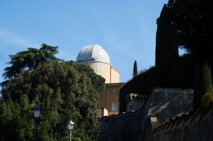Observatoire astronomique du Vatican à Castelgandolfo