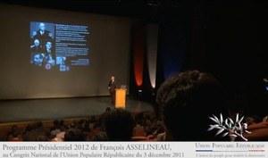 Congrès de l'UPR : Asselineau prend position contre le choc des civilisations