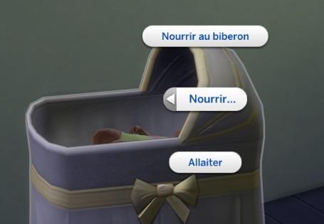 S'occuper d'un nourrisson