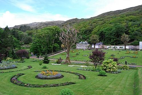 Abbaye de Kilemore - Le jardin victorien 001