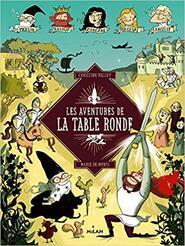 période 5: les chevaliers de la table ronde
