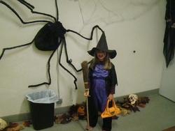 hallowen ,avec un peu de retard