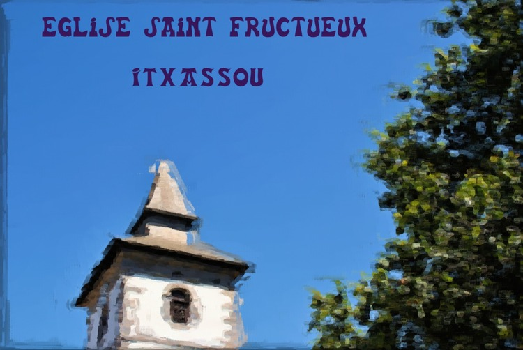 Eglise d'Itxassou