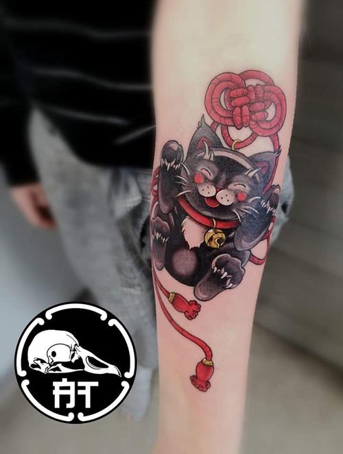 My first Tattoo !