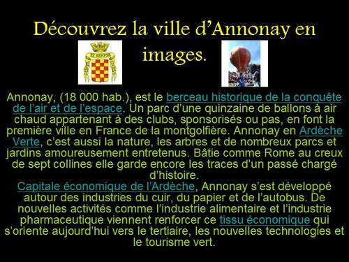 PPS MZES CREATIONS annonay en image