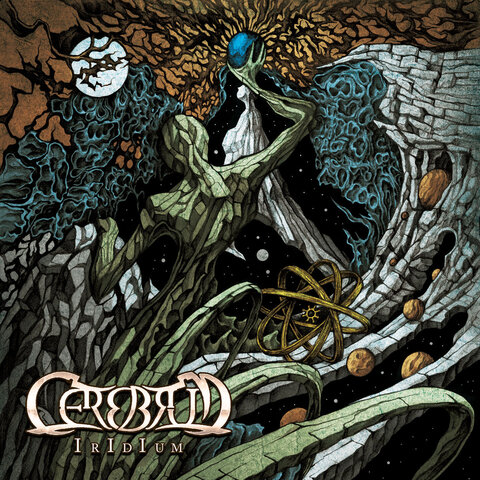CEREBRUM - Détails et extrait du nouvel album Iridium