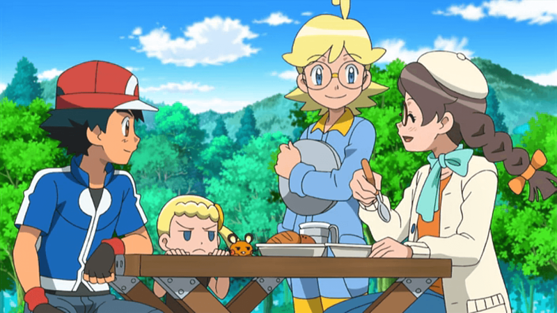 Pokemon XY episode 113 Pokémon XY&Z episode 21 RAW VO