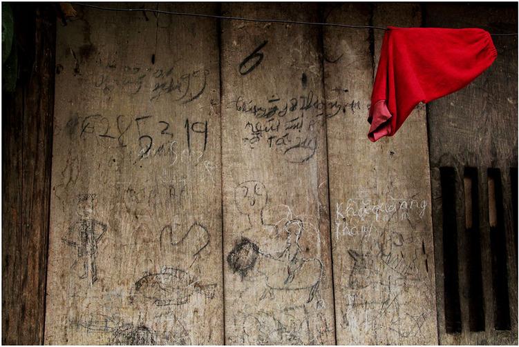 Graffitis H'Mong