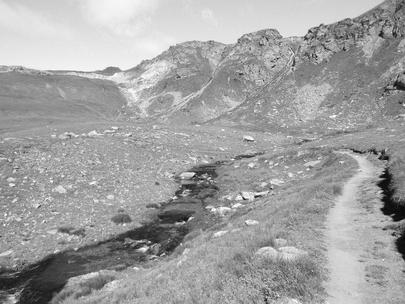 Echec à la Grande Aiguille Rousse (3482m)