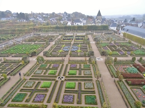 Le çâteau de Villandry (photos)