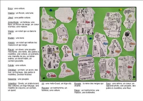 Lettre au Père Noël (P02)