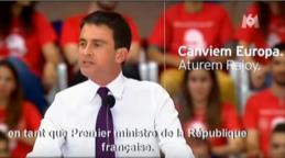 Le coup de menton jacobin de Manuel Valls