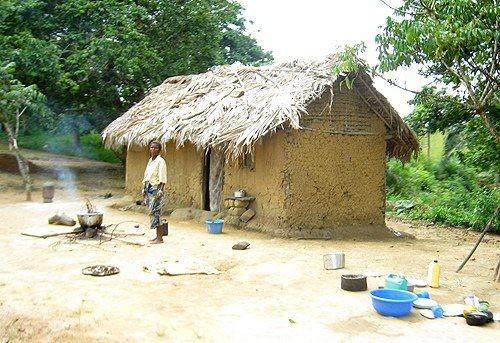 habitations congolaises