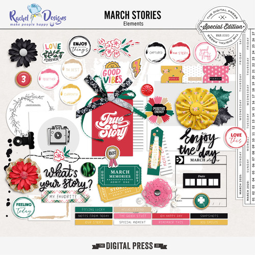 March stories