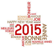 Bonne année!