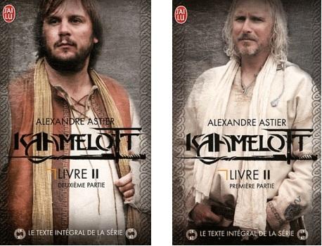 Kaamelott, Scripts, Livre II ; Alexandre Astier