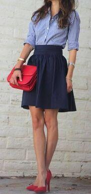 Skirt: