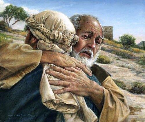 La pensée du jour : Dieu va vous pardonner et vous restaurer