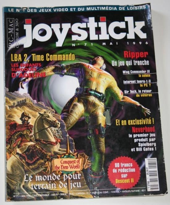 Joystick 71