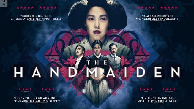 Mademoiselle (The Handmaiden - Agasshi) (film coréen)