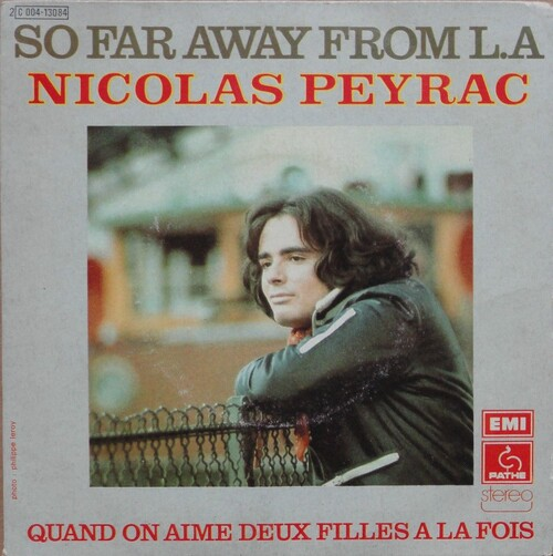 Nicolas Peyrac - So Far Away From L. A. (1975) 01