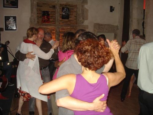 Evènements tango passés