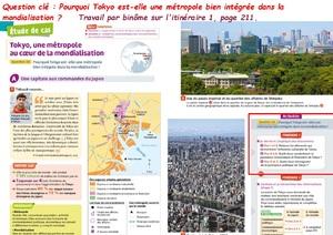 Les villes dans la mondialisation.