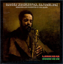 Grover Washington Jr. - Soul Box - Complete LP