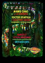 Manu Chao et la Venture - Colombie