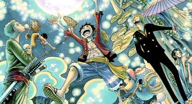 One Piece Special Fanfics n°3 (suite)