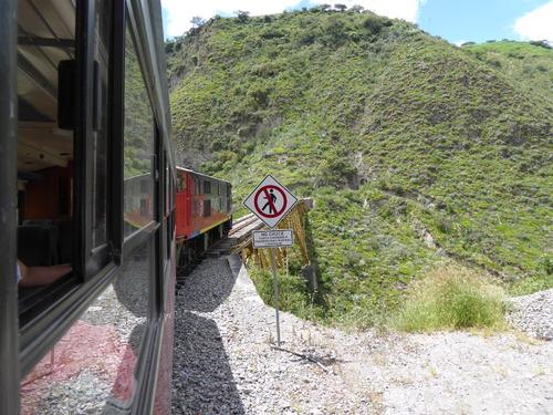 2 ème jour Train de la Libertad 1