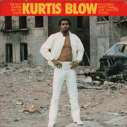 Kurtis Blow - The Best Rapper On The Scene - Complete LP