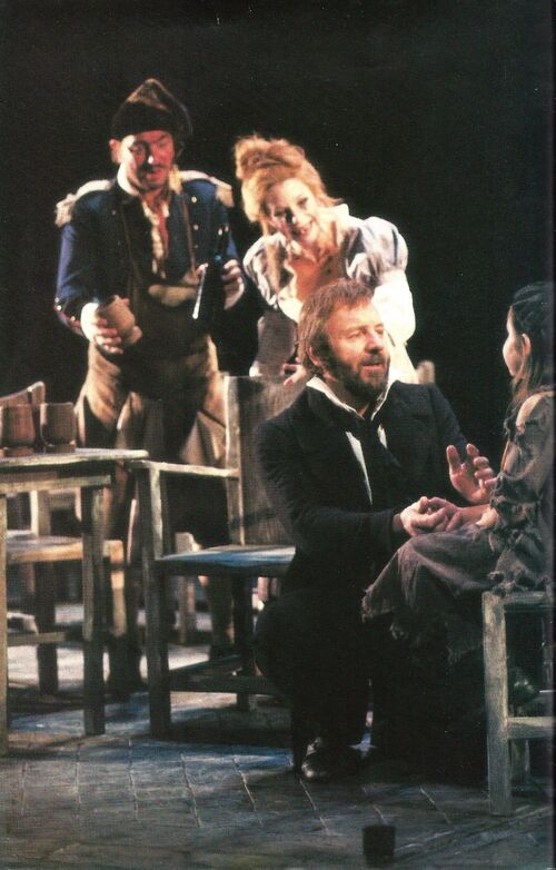 Les Miserables - Londres - Souvenir Brochure - 1986 (2)